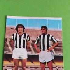 Cromos de Fútbol: CASTELLON 154 BABILONI ANDRES RUIZ ROMERO 75 76 1975 1976 RECUPERADO. Lote 195502515