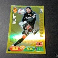 Cromos de Fútbol: 381 AWAT MALLORCA PORTEZARO PANINI LIGA ADRENALYN TEMPORADA 2011 2012 11 12 ALBUM NO ESTE. Lote 195523487