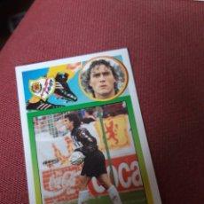 Cromos de Fútbol: ESTE 93 94 1993 1994 SIN PEGAR RAYO VALLECANO TONI BAJA. Lote 195530640
