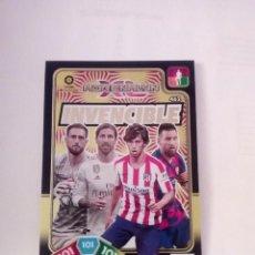 Cromos de Fútbol: CARD INVENCIBLE ADRENALYN XL 2019 2020. Lote 195533776