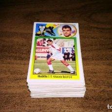 Cromos de Fútbol: E. ESTE 1993 1994 93 94 - LOTE 49 COLOCAS DESPEGADOS DE CARTÓN (SOLO FALTA 1 TODO PUBLICADO). Lote 195544536