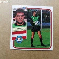 Cromos de Fútbol: ISLA, CLUB DEPORTIVO LOGROÑES, EDITORIAL ESTE, TEMPORADA 89/90. Lote 195545005