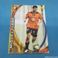 Cartes à collectionner de Football: (C-13) MUNDICROMO LIGA 2010-2011 - (OSASUNA) N°306 MIGUEL FLAÑO. Lote 195611256