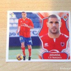 Cromos de Fútbol: MERCADO DE INVIERNO,ESTE 2008 2009 ARANDA,NUMANCIA 08/09. Lote 195892970