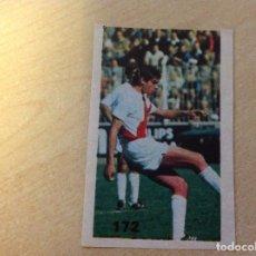 Cromos de Fútbol: LIGA 78/79 DE LA REVISTA DON BALÓN,1978 1979, 172 UCEDA, RAYO VALLECANO. Lote 195895835