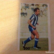 Cromos de Fútbol: LIGA 78/79 DE LA REVISTA DON BALÓN,1978 1979, 200 MARTI, RECREATIVO DE HUELVA. Lote 195896163