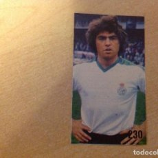 Cromos de Fútbol: LIGA 78/79 DE LA REVISTA DON BALÓN,1978 1979, 230 MACIZO, RACING DE SANTANDER. Lote 195897247