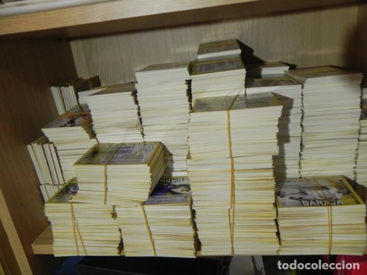 LOTE 2000 CROMOS FUTBOL / EDICIONES ESTADIO 2007 2008 / LOGICAMENTE HAY REPETIDOS (Coleccionismo Deportivo - Álbumes y Cromos de Deportes - Cromos de Fútbol)
