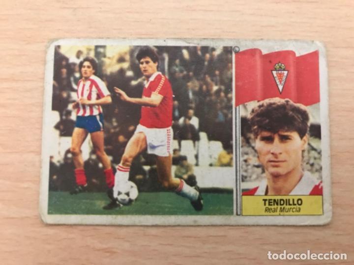CROMO TENDILLO (Coleccionismo Deportivo - Álbumes y Cromos de Deportes - Cromos de Fútbol)