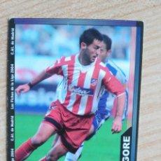Cromos de Fútbol: 314 BAJA NAGORE ATLETICO MADRID - MUNDICROMO FICHAS LIGA 2003-2004 03-04. Lote 197118790