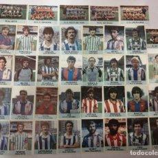 Cromos de Fútbol: CROMOS DE FÚTBOL. . Lote 197138085