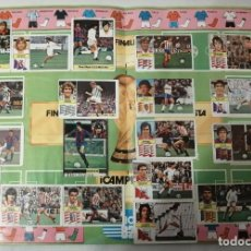 Cromos de Fútbol: CROMOS DE FÚTBOL DE VARIOS AÑOS.. Lote 197144350