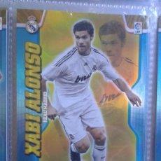 Cromos de Fútbol: MEGACRACKS 2010 2011 10 11 PANINI. XABI ALONSO Nº 374 ESTRELLAS (REAL MADRID) CROMO MEGA CRACKS MGK. Lote 197158418