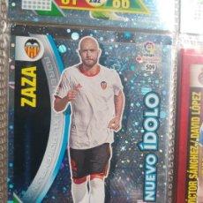 Cromos de Fútbol: ADRENALYN 2016-17 NUEVO IDOLO Nº 509 ZAZA. Lote 197203835