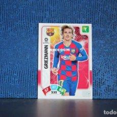 Cromos de Fútbol: GRIEZMANN FC BARCELONA ADRENALYN XL 2019 2020 PANINI TARJETA 19 20 CARDS. Lote 197298205