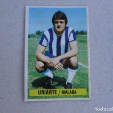 Cromos de Fútbol: ESTE 74 75 COLOCA URIARTE MALAGA D 1974 1975. Lote 197470600