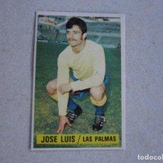 Cromos de Fútbol: ESTE 74 75 COLOCA JOSE LUIS LAS PALMAS 1974 1975 NUEVO. Lote 197578646
