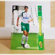 Cartes à collectionner de Football: MEGACRACKS 2004 2005 04 05 PANINI ARIZMENDI Nº 494 FICHAJE RACING SANTANDER CROMO LIGA FÚTBOL MGK. Lote 197722491