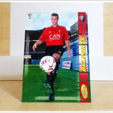 Cartes à collectionner de Football: MEGACRACKS 2004 2005 04 05 PANINI DELPORTE Nº 244 BIS FICHAJE (OSASUNA) CROMO LIGA FÚTBOL MGK. Lote 197723067