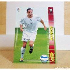 Cartes à collectionner de Football: MEGACRACKS 2004 2005 04 05 PANINI MINGO Nº 445 FICHAJE ALBACETE CROMO LIGA FÚTBOL MGK. Lote 197737168