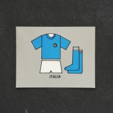Figurine di Calcio: #M86 0 EQUIPACION ITALIA MUNDIAL MEXICO 1986 EDICIONES REYAUCA SIN PEGAR NUNCA PEGADO. Lote 198344798