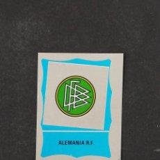 Figurine di Calcio: #M86 0 ESCUDO ALEMANIA R.F. MUNDIAL MEXICO 1986 EDICIONES REYAUCA SIN PEGAR NUNCA PEGADO. Lote 198345481