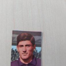 Cromos de Fútbol: GARCIA CUERVO - REAL GIJON - CROMO RECUPERADO ALBUM FÚTBOL 1ª Y 2ª DIVISIÓN 1968 69 FHER - 68 69. Lote 198414108