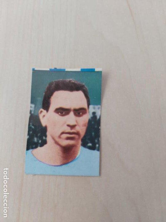 POCHOLO - CELTA DE VIGO - CROMO RECUPERADO ALBUM FÚTBOL 1ª Y 2ª DIVISIÓN 1968 69 FHER - 68 69 (Coleccionismo Deportivo - Álbumes y Cromos de Deportes - Cromos de Fútbol)