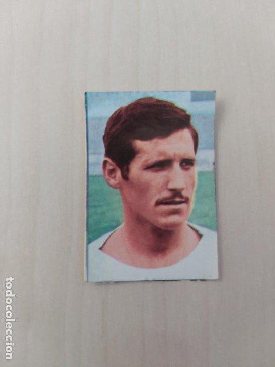 FIGUEIRIDO - ONTENIENTE - CROMO RECUPERADO ALBUM FÚTBOL 1ª Y 2ª DIVISIÓN 1968 69 FHER - 68 69 (Coleccionismo Deportivo - Álbumes y Cromos de Deportes - Cromos de Fútbol)