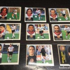 Cromos de Fútbol: 9 CROMOS LIGA 98/99 ESTE - UNIÓN DEPORTIVA SALAMANCA . Lote 198668493