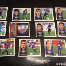 Cromos de Fútbol: 11 CROMOS LIGA 98/99 ESTE - EXTREMADURA . Lote 198668581