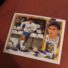 Cromos de Futebol: CASTILLO CESAR GOMEZ ESTE 95 96 1995 1996 SIN PEGAR TENERIFE OJEDA. Lote 198758415