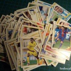 Cromos de Fútbol: LIGA ESTE 2011-2012. LOTE DE 85 CROMOS . Lote 198983085