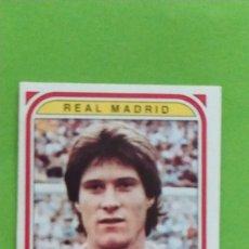 Cromos de Fútbol: 206 BONET REAL MADRID PANINI 83 84 1983 1984 NUEVO. Lote 199247301
