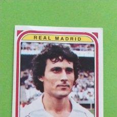 Cromos de Fútbol: 210 ANGEL REAL MADRID PANINI 83 84 1983 1984 NUEVO. Lote 199247377