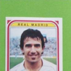 Cromos de Fútbol: 213 JUANITOL REAL MADRID PANINI 83 84 1983 1984 NUEVO. Lote 199247410