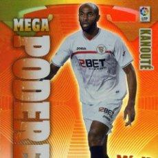 Cromos de Fútbol: MEGACRACKS 2011-2012 Nº 387 KANOUTÉ - SEVILLA F.C. Lote 199258347