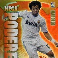 Cromos de Fútbol: MEGACRACKS 2011-2012 Nº 389 MARCELO - REAL MADRID. Lote 199258382