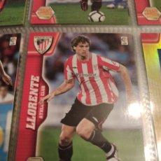 Cromos de Fútbol: N°36 LLORENTE ATHLETIC CLUB #36 MEGACRACKS 2010-2011 10-11. Lote 199258416