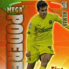 Cromos de Fútbol: MEGACRACKS 2011-2012 Nº 393 NILMAR - VILLARREAL C.F.. Lote 199258422