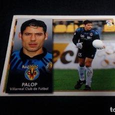 Cromos de Fútbol: PALOP VILLARREAL SIN PEGAR PANINI EDICIONES ESTE LIGA TEMPORADA 1998 1999 98 99 . Lote 199258453