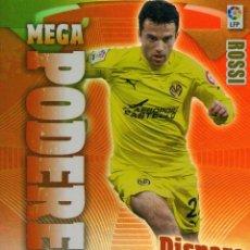 Cromos de Fútbol: MEGACRACKS 2011-2012 Nº 397 ROSSI - VILLARREAL C.F.. Lote 199258455