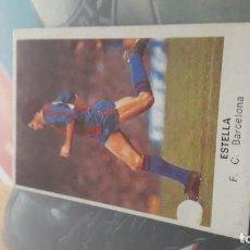 Cromos de Fútbol: ESTELLA EL MAS DIFÍCIL DE LA LIGA 1983-84 DE CROPAN. Lote 199369673