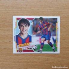 Cromos de Fútbol: 14 A BOJAN FC BARCELONA COLECCIONES ESTE LIGA 2010 2011 10 11 SIN PEGAR NUNCA PEGADO. Lote 199375003