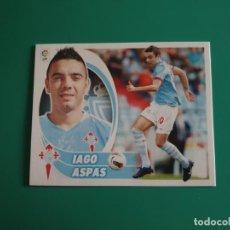 Cromos de Fútbol: 16 IAGO ASPAS - CELTA - EDICIONES ESTE LIGA 2012-13 - 12/13 (NUEVO). Lote 199375063