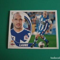 Cromos de Fútbol: 4 LAURE - DEPORTIVO CORUÑA - EDICIONES ESTE LIGA 2012-13 - 12/13 (NUEVO). Lote 199375157