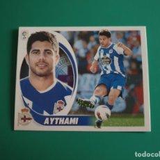 Cromos de Fútbol: 5 AYTHAMI - DEPORTIVO CORUÑA - EDICIONES ESTE LIGA 2012-13 - 12/13 (NUEVO). Lote 199375201
