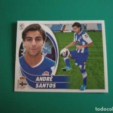 Cromos de Fútbol: 9 ANDRÉ SANTOS - DEPORTIVO CORUÑA - EDICIONES ESTE LIGA 2012-13 - 12/13 (NUEVO). Lote 199375380