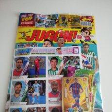 Cromos de Fútbol: REVISTA JUGON NÚMERO 158 ABRIL 2020 PRECINTADA. Lote 199400812