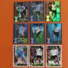 Cromos de Fútbol: LAS FICHAS DE LA LIGA 05 06 CROMO VALENCIA. Lote 200741100